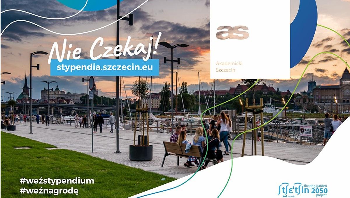 Rusza nabór programu stypendialnego Prezydenta Miasta Szczecin
