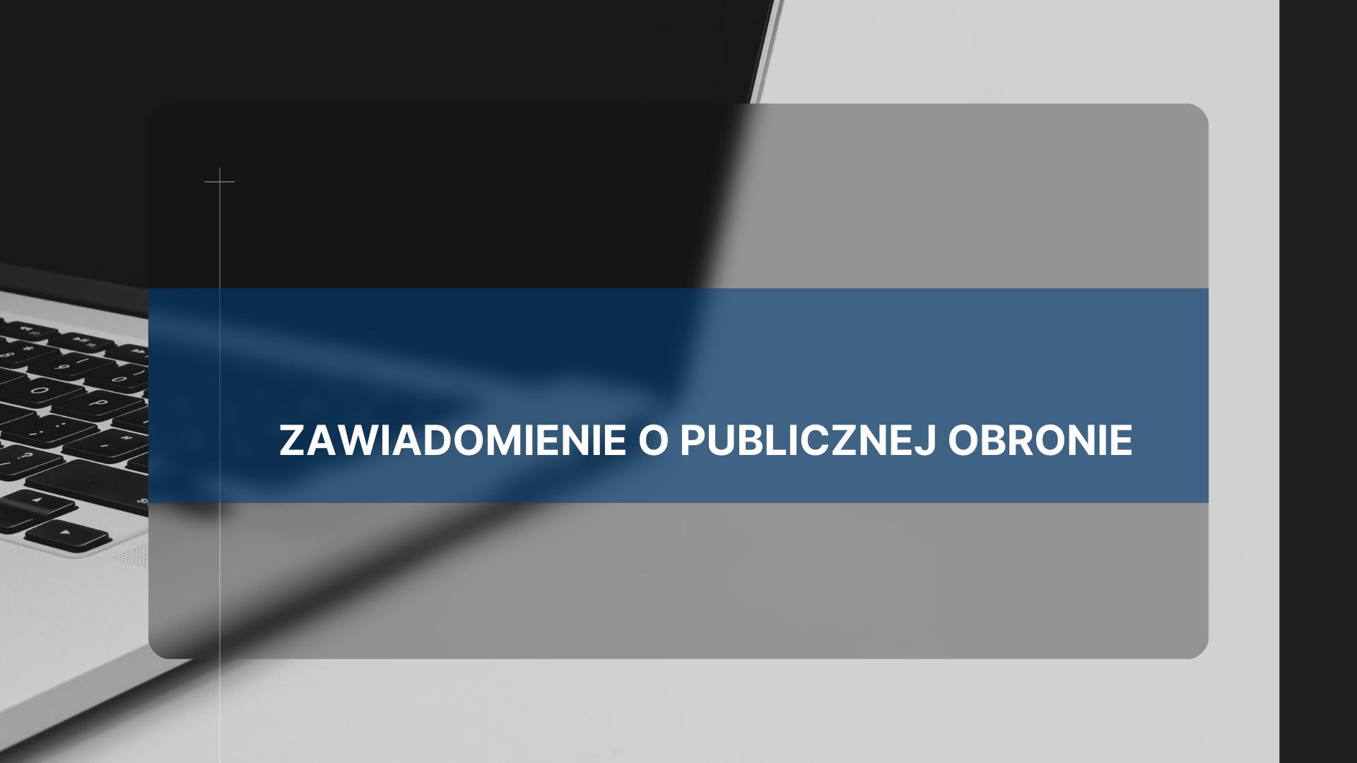 Zawiadomienie o publicznej obronie rozprawy doktorskiej mgr Marioli Nycz