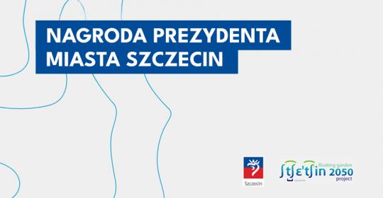 Nagroda Prezydenta Miasta Szczecin dla absolwentki US